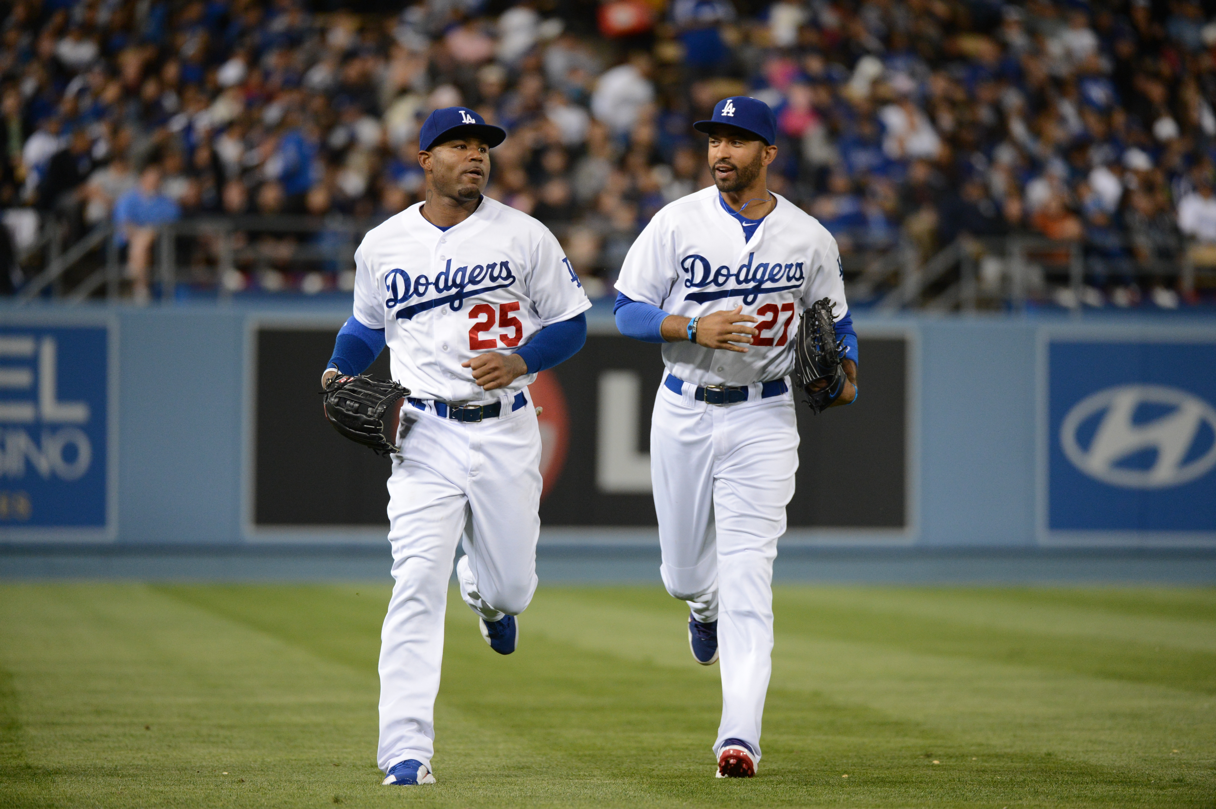 Who's poised to climb the Dodgers' all-time lists ...