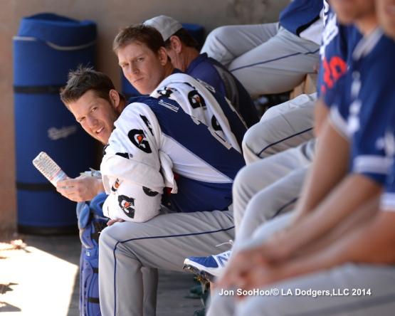 Los Angeles Dodgers at Oakland Athletics