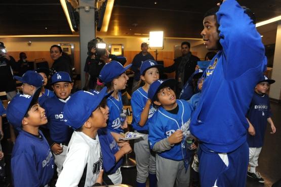 Jon SooHoo/Los Angeles Dodgers 2013