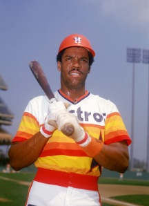 Cesar Cedeno (Louis Requena/MLB Photos via Getty Images)