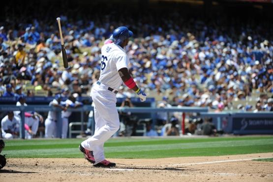 Jon SooHoo/©Los Angeles Dodgers, LLC 2014