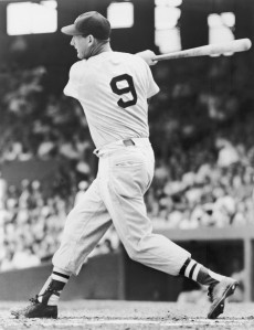 Ted Williams, c. 1940 (Hulton Archive/Getty Images)