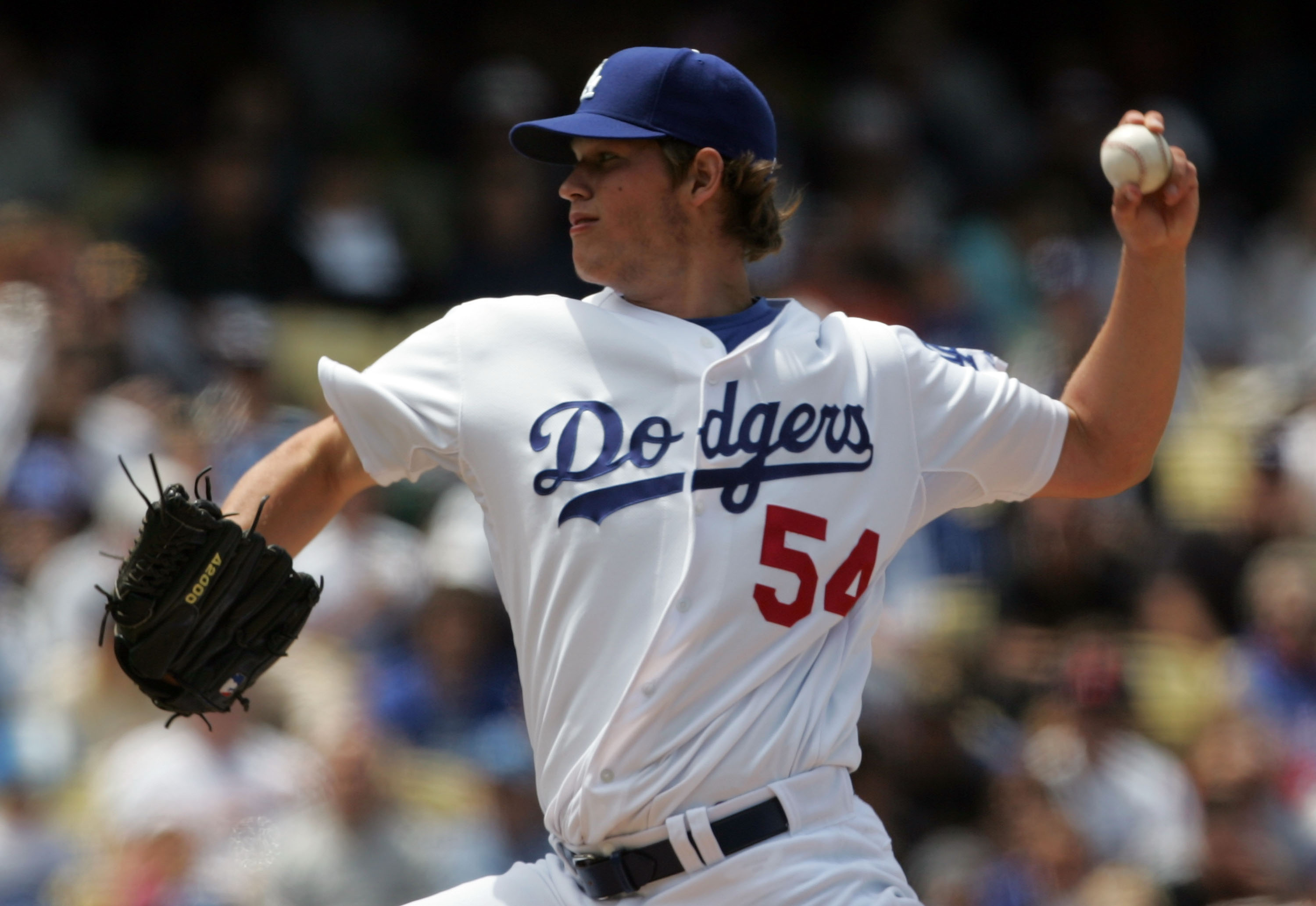 As Clayton Kershaw makes his 200th start, what the Sandy ...