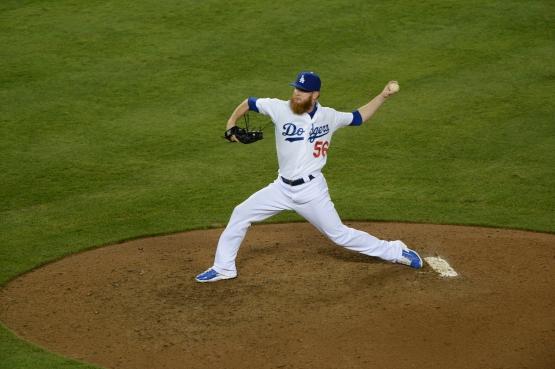 A late-season slump helped lower J.P. Howell's performance relative to 2013. (Jon SooHoo/Los Angeles Dodgers)
