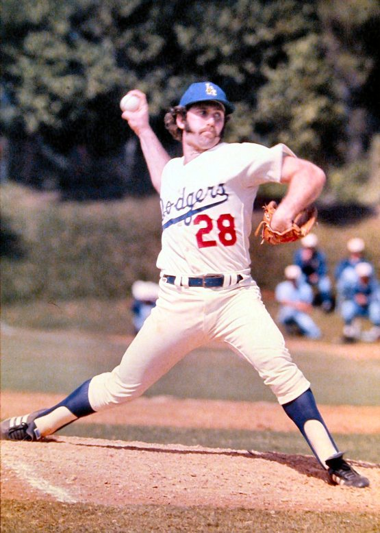 a02248f05 Mike Marshall in 1974 (Photo  Los Angeles Dodgers)