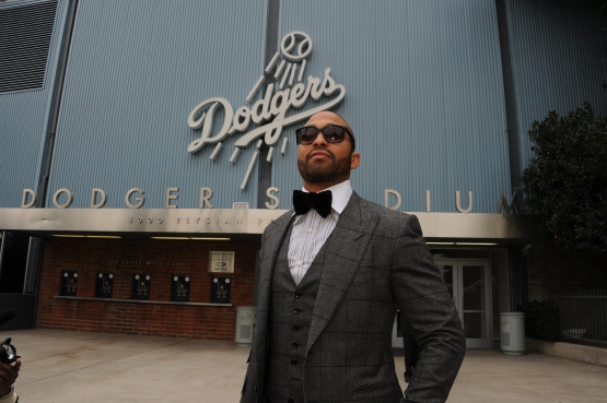Matt Kemp punctuated his 2011 season by signing a long-term contract with the Dodgers on November 18, 2011.
