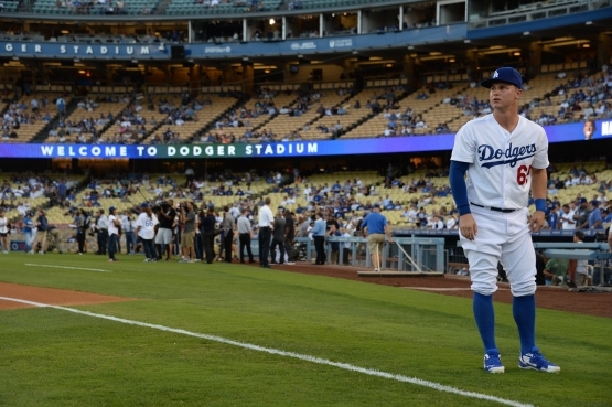 Photo by Jon SooHoo/ ©Los Angeles Dodgers,LLC 2014