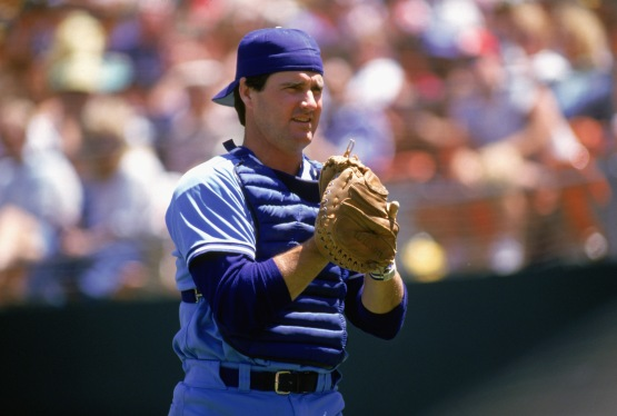 Jim Sundberg had a career-low .526 OPS in 1983. (Otto Greule Jr/Getty Images)