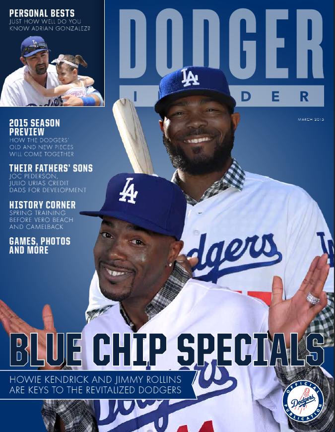 March magazine cover