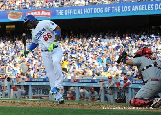 NLDS Game 1-Los Angeles Dodgers vs St.Louis Cardinals