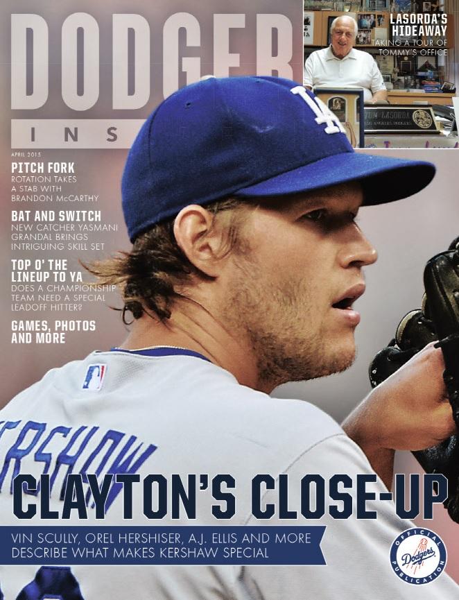 April 2015 magazine cover image