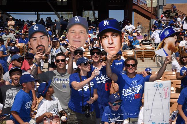 Los Angeles Dodgers vs Cleveland Indians