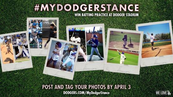 #MyDodgerStance