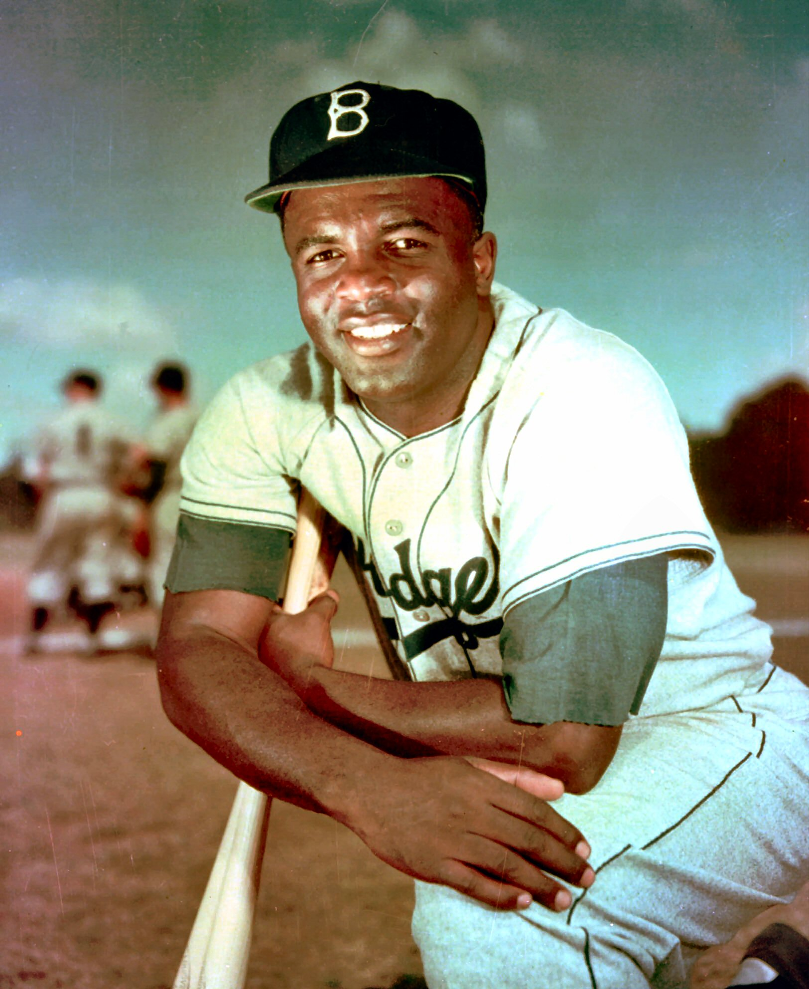 jackie robinson and the dodgers Who was jackie robinson on april 15, 1947, jackie robinson made history when he stepped onto the brooklyn dodgers' ebbets field as the first african american to play.