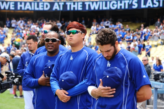 Despite Hyun-Jin Ryu going down with a shoulder injury, the Dodgers have option, including potentially Brandon Beachy (right).