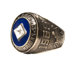 LAD 2015 1965 World Series Replica Ring (side)