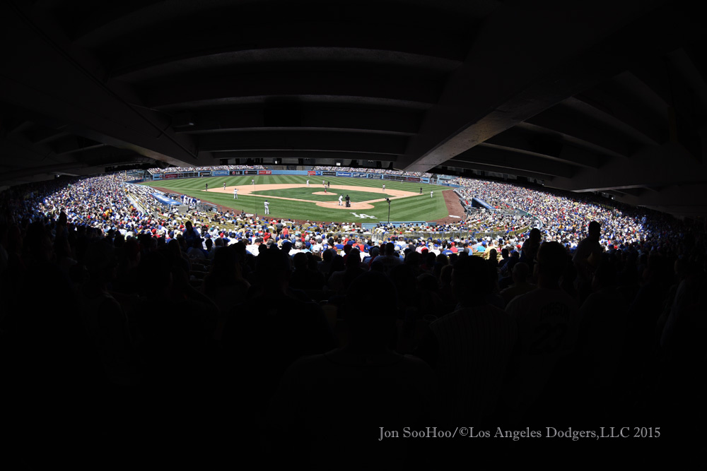 Los Angeles Dodgers vs Los Angeles Angels of Anaheim