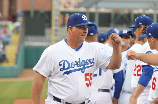 Damon Berryhill - OKC Dodgers