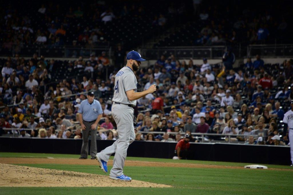 Chris Hatcher (Jon SooHoo/Los Angeles Dodgers)