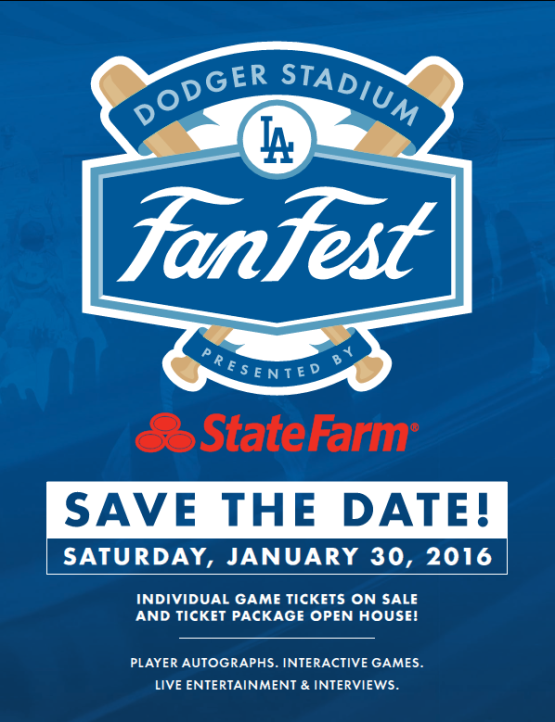 FanFest Save the Date