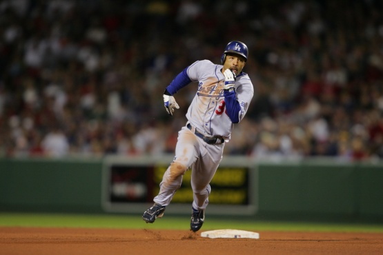 Dodgers at Red Sox