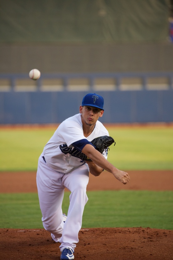 Jose De Leon (Rich Crimi/Tulsa Drillers)