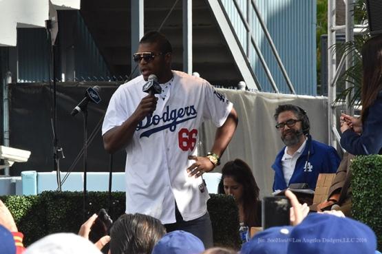 Los Angeles Dodgers Fanfest
