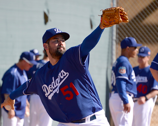 Zach Lee (Photo by Jon SooHoo/Los Angeles Dodgers)