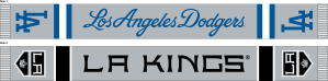 Kings Night scarf