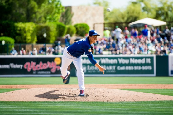 Matthew Mesa/Los Angeles Dodgers