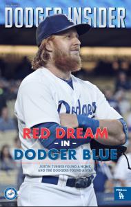 2016 HS02 Dodger Insider cover image