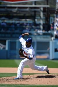 Pedro Baez (Jill Weisleder/Los Angeles Dodgers)