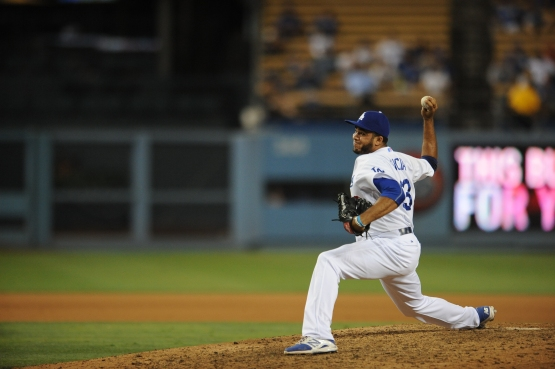Juan Ocampo/Los Angeles Dodgers
