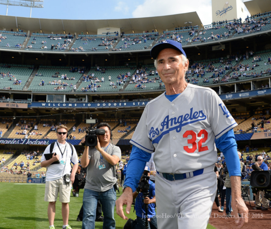 The ultimate strike-thrower Sandy Koufax.