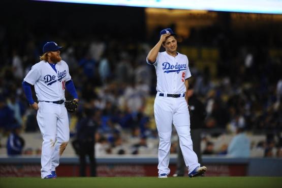 Corey Seager (Juan Ocampo/Los Angeles Dodgers)