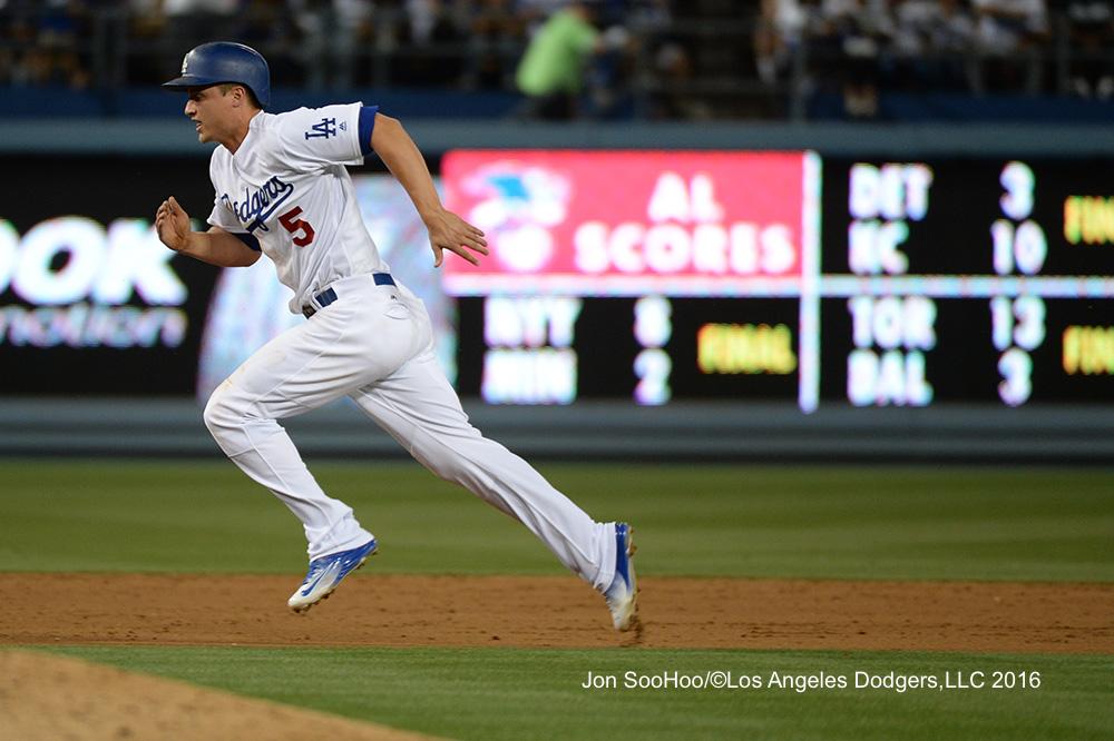 Milwaukee Brewers vs Los Angeles Dodgers
