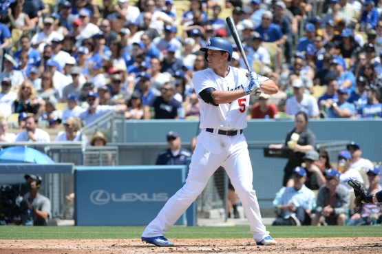 Hot-hitting Corey Seager puts his best foot backward « Dodger Insider