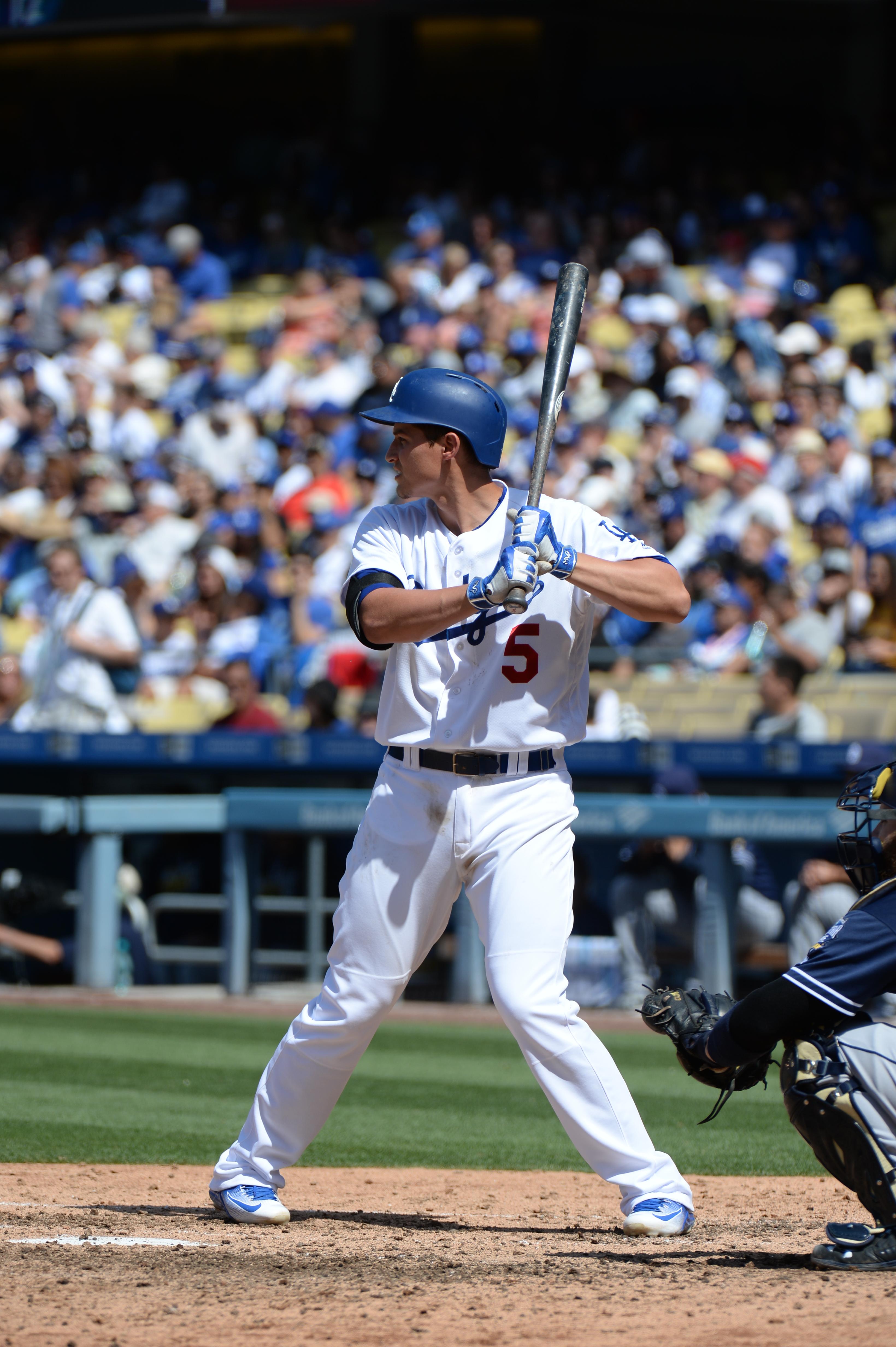 Hot-hitting Corey Seager puts his best foot backward « Dodger Insider