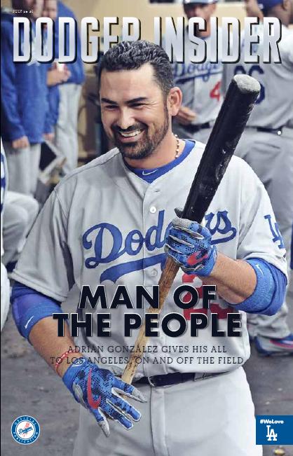 Dodger Insider HS08 cover