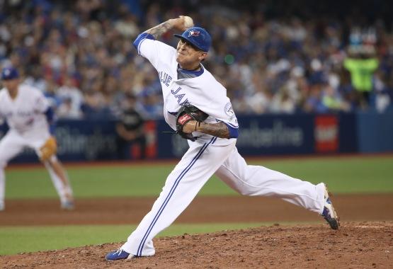 Jesse Chavez (Tom Szczerbowski/Getty Images)
