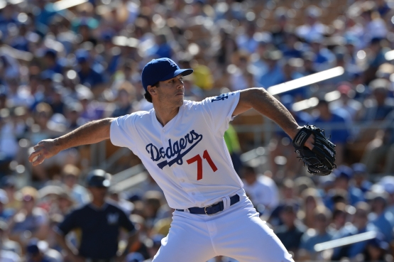 Jon SooHoo/Los Angeles Dodgers