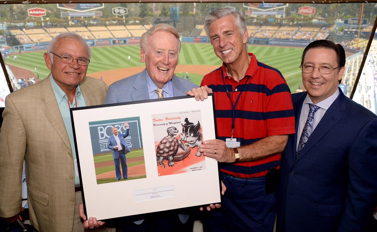 Jill Weisleder/Los Angeles Dodgers