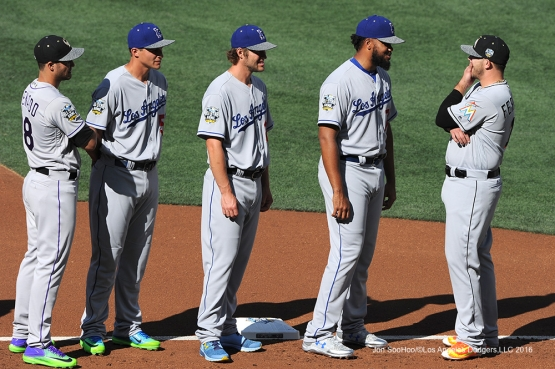 Los Angeles Dodgers at All Star Monday