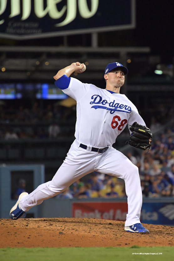 2016 NLCS Game 5---Chicago Cubs vs Los Angeles Dodgers