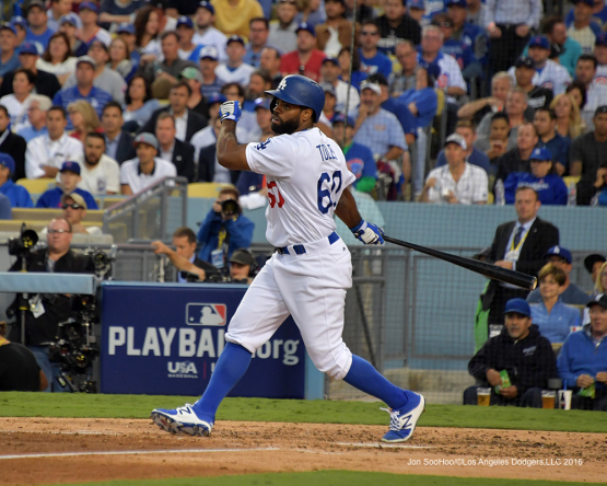 2016 NLCS Game 3---Los Angeles Dodgers vs Chicago Cubs