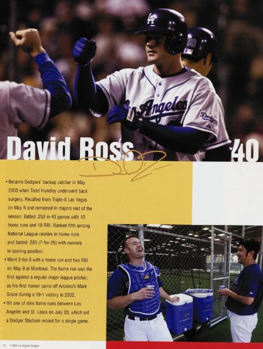 david-ross-2004-yearbook